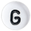 G bílé