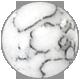 mramorovaný bílý