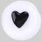 černé srdce