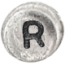 R stříbrné